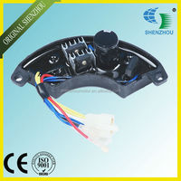 High Quality Gasoline Generator AVR 5KW portable gasoline generator spare parts