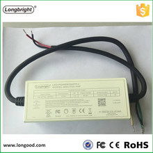 UL/CE constant current dc led driver 1500ma 75w 40-50v
