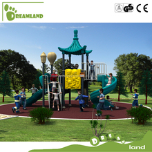 Best quality children outdoor playground big slides for sale