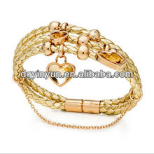 Stainless steel bracelet,one gram gold jewellery