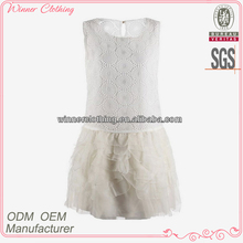 Top fashion garment factory directly manufaturer my choice dress