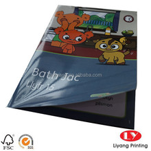 High Quality Glossy Children Picture Books Printing