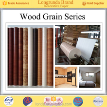 Cool design Perfect Quality Colorful Wood grain elegant texture paper