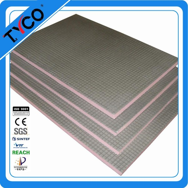 Low Price Wholesale Lightweight Waterproof Material Extruded Polystyrene Thermal Insulation Fiber Cement Board