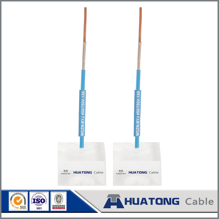 pvc insulated house wiring electrical cable