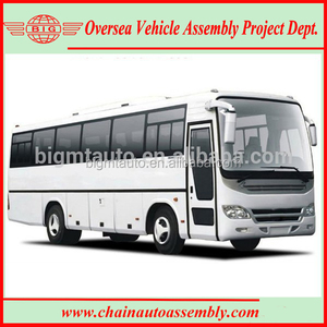Luxruy Diesel Engine Long-distance Bus For Sale With 49 Seats