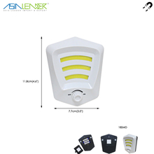 Under Cabinet, Shelf, Closet, Nightlight & Kitchen Battery Operated COB LED Switch Cordless Light