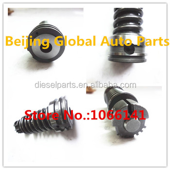 Diesel fuel pump elements / Plunger 1W6541,1W-6541 Element