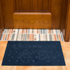 Heat Embossed Entrance Pvc Floor Mat