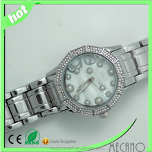 Free Samples With Free Shipping Japan Movt Quartz Watch Stainless Steel Back Mini Order Lady Watch