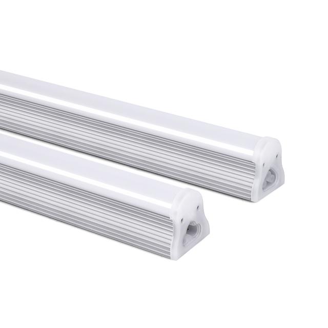 4ft Led Shop Light >> Lonyung 4ft Led Tube Light Fixture For Led Shop Light Linkable Led