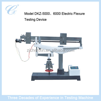 DKZ-5000/6000 Electric Flexure Testing Device Testing Machine