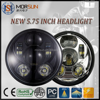 5.75 Inch Motorcycle LED Headlight Headlight for Harley Electra Tour Glide Road King All Touring Motorcycles
