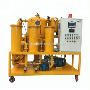 High Voltage Vacuum Transformer Oil Recycling Oil Purifier