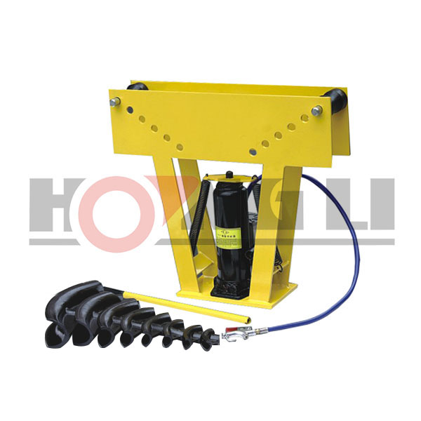 HHW 16Q pneumatic hydraulic pipe benders