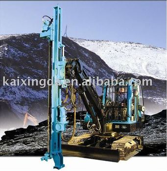 kqg120yw excavating drilling rig