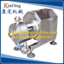 Rotor&Stator Inline high shear homogenizer mixer