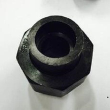 MSS SP83 UNION SW 3000LB BLACK STEEL FORGED PIPE FITTING