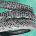 Qingdao Chinese motorcycle tire whole sale in Venezuela (Own factory)