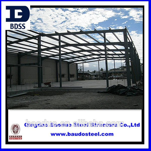 large span steel structure prefabricated warehouse price