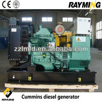 Low noise and fuel consumption and factory price 40kw diesel generator