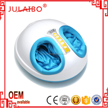 Blood Circulation Reflexology Air Compression Electric Vibrating Foot Massage Machine