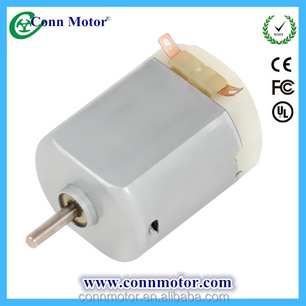 3 Volt High-speed DC Motor for Toy Car/ Power Tools/ Household appliance