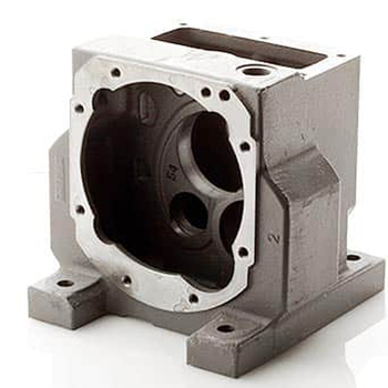 Sand Casting Iron Gear Motor Housing