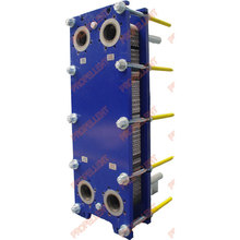Stainless steel plate heat exchanger price for marine,HVAC,swimming pool