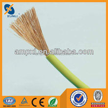 Electrical Cable Specifications 1/2/3/4 /5 Core With 0.75/1.0/1.5/2.5/4.0/6.0MM