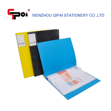 High Quality Cheap PP Stationery A4 Customized Presentation Report Folder File Folders