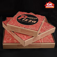 High Quality Colorfulr Printing Lunch Motorcycle Personalized Pizza Boxes