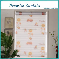 inexpensive window blinds polyster material