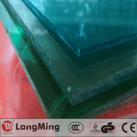 manufacture china price hot sale polycarbonate dome plastic roofing material