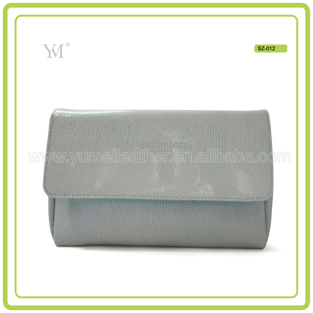ladies women evening leather clutch bag