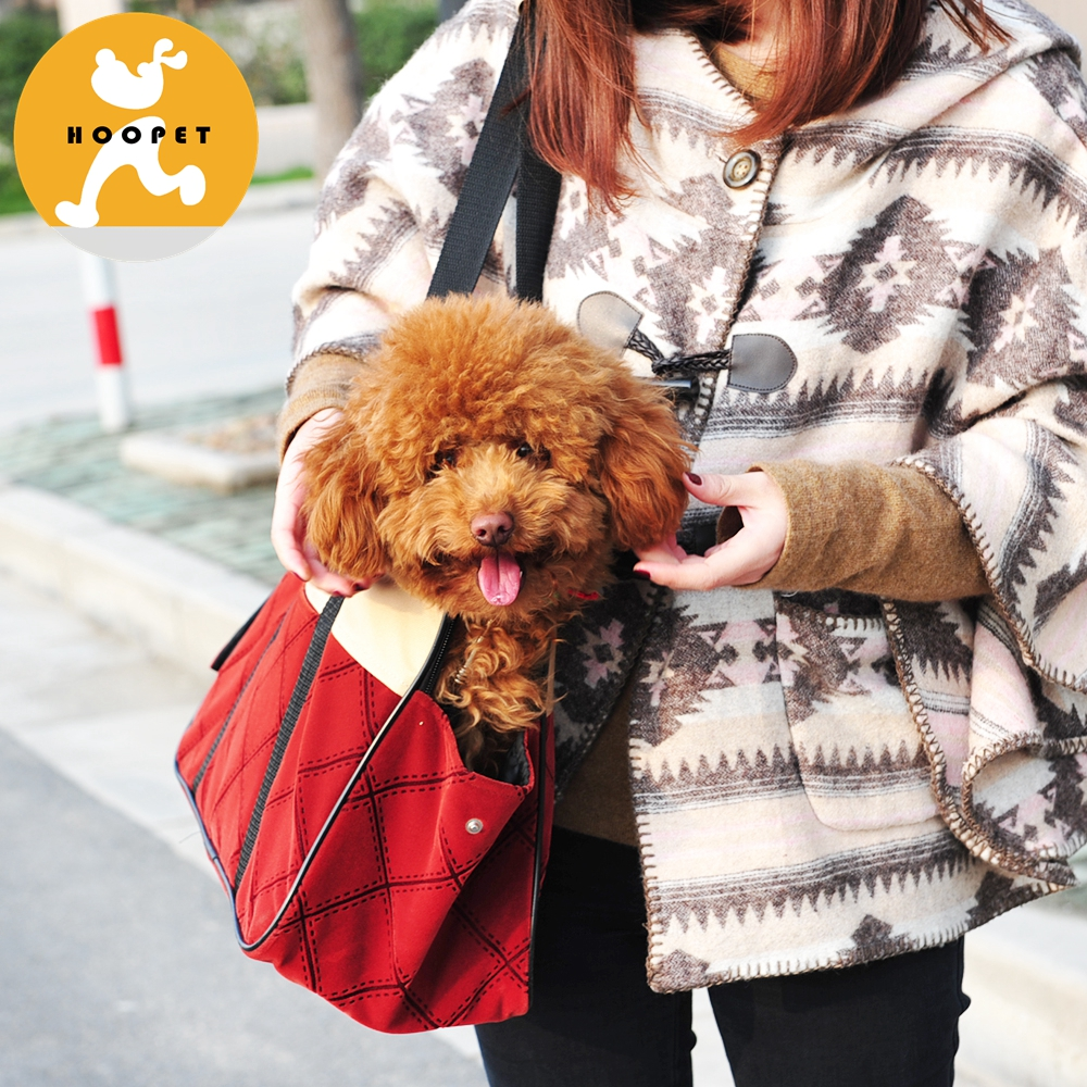 Fashion foldable pet carrier travel Bag portable pet carry bag