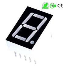 new product 0.56 inch 7 segment small led display yellow color