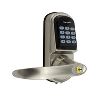 Rfid Keypad High Quality Id Card Access Digital Door Lock