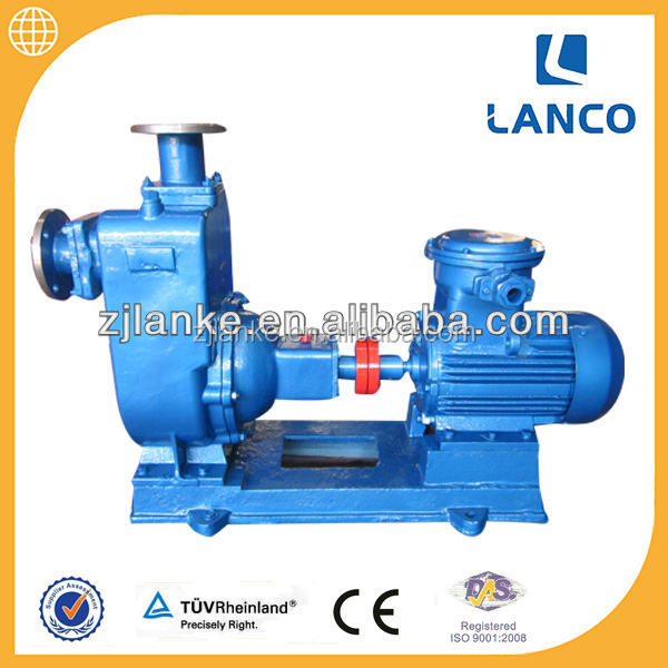 hot oil boiler centrifugal submersible pump with stainless steel impeller pump