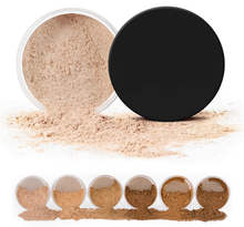 Professional Translucent Face Loose Powder 2018 makeup product