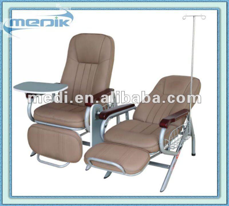 Hospital de lujo silla de inyecci n ya sy02 reclinables for Sillas para hospital