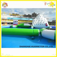 2015 new product inflatable water platform , inflatable floating water park, inflatable water park games for sale