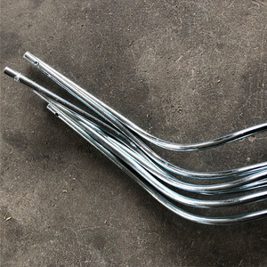 Galvanized Steel Tomato Plant Growing Spiral Wire