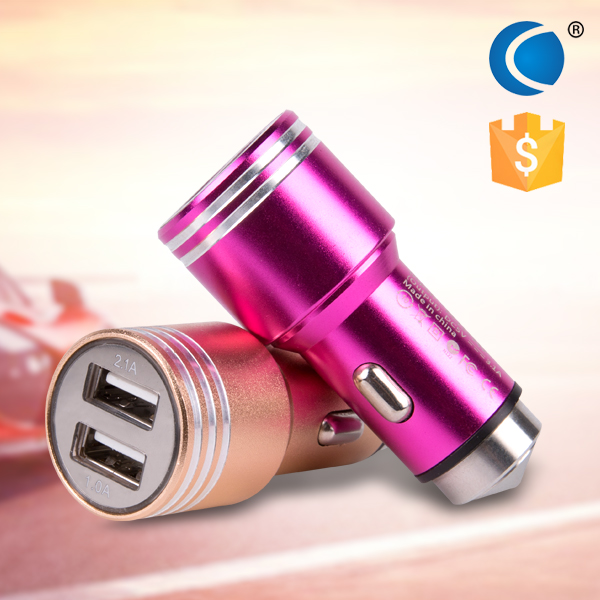Quick portable charger 12v battery car charger,factory price usb charger
