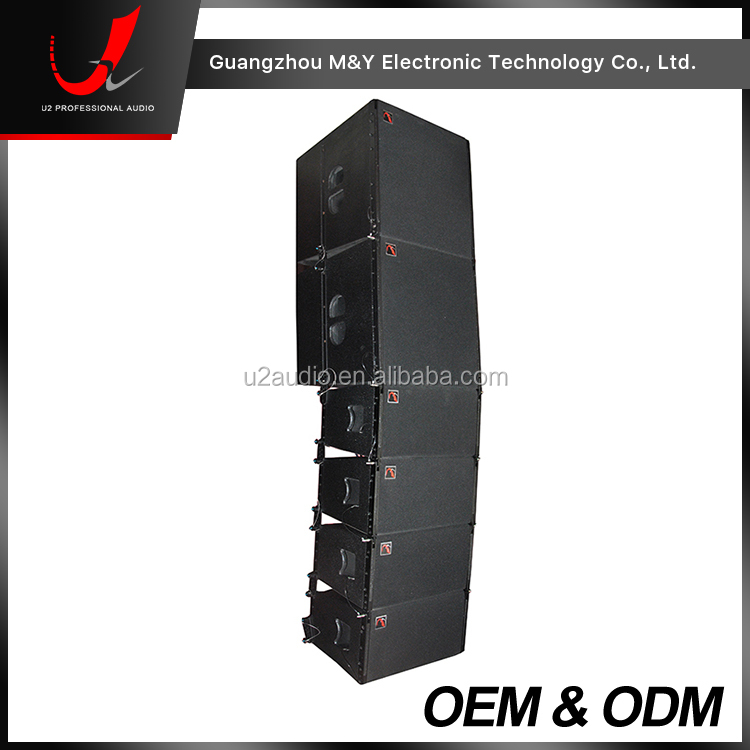 LA-VR10 Professional Line Array 10 Inch Linear Speakers