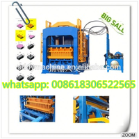 Chinese factory Pakistan automatic paver plant for sale