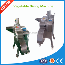 Good qulity professional onion/potato/carrot dicing cubing machine / vegetable/fruit dicer