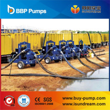 BBP (Sundream) Self Priming Trailer Flood Dewatering Pump for Mining
