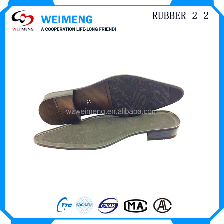 High quality best price pu/tpr/eva/rubber sole for men/women shoes making