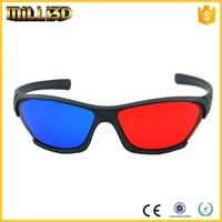 circularly red blue glasses movie 3d cheap
